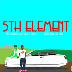 J.Rhodes ft. Ben Cina - 5th Element Artwork