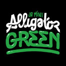 JR Mint - Alligator Green Artwork