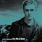Justin Timberlake - Cry Me a River Artwork