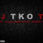 Justin Timberlake ft. J. Cole, A$AP Rocky & Pusha T - TKO (Black Friday Remix) Artwork