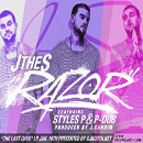 J The S ft. Styles P & P-Dub - Razor Artwork