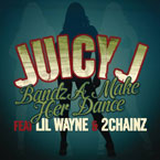 Juicy J - Bands A Make Her Dance Artwork