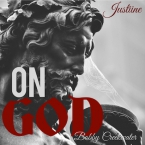 Justiine - On God ft. Bobby Creekwater Artwork