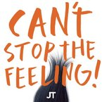 Justin Timberlake - Can't Stop The Feeling Artwork