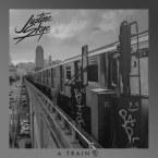 Justine Skye - A Train Artwork