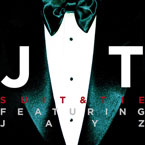 Justin Timberlake ft. Jay-Z - Suit &amp; Tie Artwork
