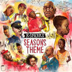 K. Sparks - Him vs Her (Seasons) Artwork