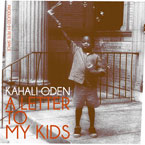 Kahali Oden - A Letter to My Kids Artwork