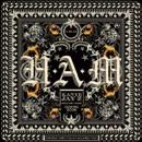 Kanye West & Jay-Z - H.A.M. Artwork