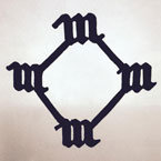 Kanye West - All Day (CDQ) ft. Allan Kingdom, Theophilus London & Paul McCartney Artwork