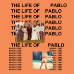 Kanye West - Saint Pablo ft. Sampha Artwork