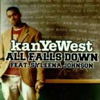 Kanye West ft. Syleena Johnson - All Falls Down Artwork