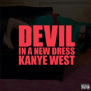 Kanye West - Devil in a New Dress Artwork