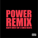 Kanye West ft. Jay-Z & Swizz Beatz - Power (Remix) Artwork