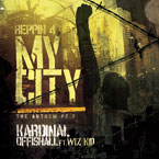 Kardinal Offishall ft. Wizkid - Reppin For My City (The Anthem PT. 2) Artwork
