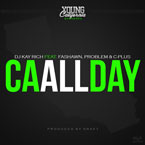 DJ Kay Rich ft. Fashawn, Problem &amp; C Plus - CA All Day Artwork