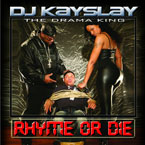DJ Kay Slay ft. Beanie Sigel, Freeway, Young Chris &amp; Tray Lee - Microphone Murder Artwork