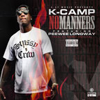 K. Camp ft. Peewee Longway - No Manners Artwork