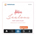 Kehlani - Jealous ft. Lexii Alijai Artwork
