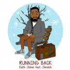Keith James - Running Back ft. Jeremih Artwork