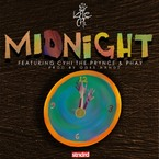 Kelechi - Midnight ft. CyHi The Prynce & Phay Artwork