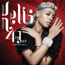 Kelis - 4th of July (Fireworks) Artwork