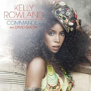 Kelly Rowland - Commander Artwork
