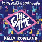 Kelly Rowland - The Game Artwork