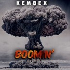Kembe X - Boomin' Artwork