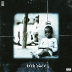 Kembe X - Talk Back Artwork