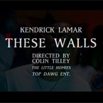 Kendrick Lamar - These Walls ft. Bilal, Anna Wise & Thundercat Artwork