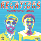 Kenna ft. Childish Gambino - Relations (Remix) Artwork