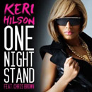 Keri Hilson ft. Chris Brown - One Night Stand Artwork