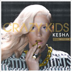 Ke$ha ft. will.i.am - Crazy Kids Artwork