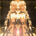Ke$ha ft. Juicy J, Wiz Khalifa & Becky G - Die Young (Remix) Artwork