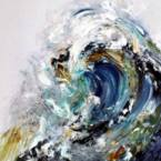 Kevin Clarke - Tsunami Artwork