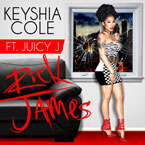 Keyshia Cole ft. Juicy J - Rick James Artwork
