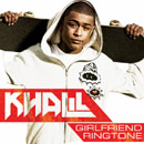 Khalil - Girlfriend Ringtone Artwork