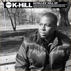 K-Hill - The Geechi's Over Artwork