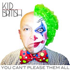 Kid British - You Against The World Artwork