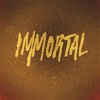 Kid CuDi - Immortal Artwork