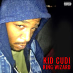 Kid Cudi - King Wizard Artwork
