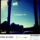 The Kid Daytona ft. Melanie Fiona - Love Is Love Artwork