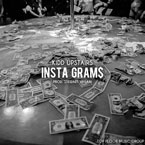 Kidd Upstairs - Insta Gram$ Artwork