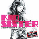 Kid Sister ft. Nina Sky - Lookout Weekend Artwork