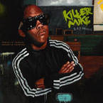 Killer Mike - Reagan Artwork