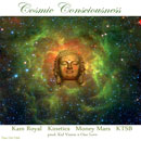 Kinetics ft. Kam Royal, Money Mars &amp; KTSB - Cosmic Consciousness Artwork