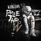 King Los - Free Throw Artwork