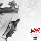 King Los - War ft. Marsha Ambrosius Artwork