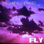 King I Divine x LD Henriquez - FLY Artwork